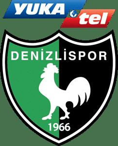 Yukatel and Denizlispor Logo in one picture