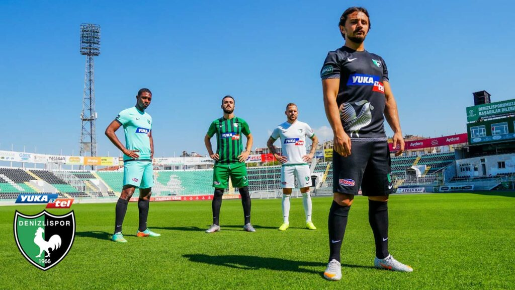 Yukatel Denizlispor presenting new club jersey for 2020/2021