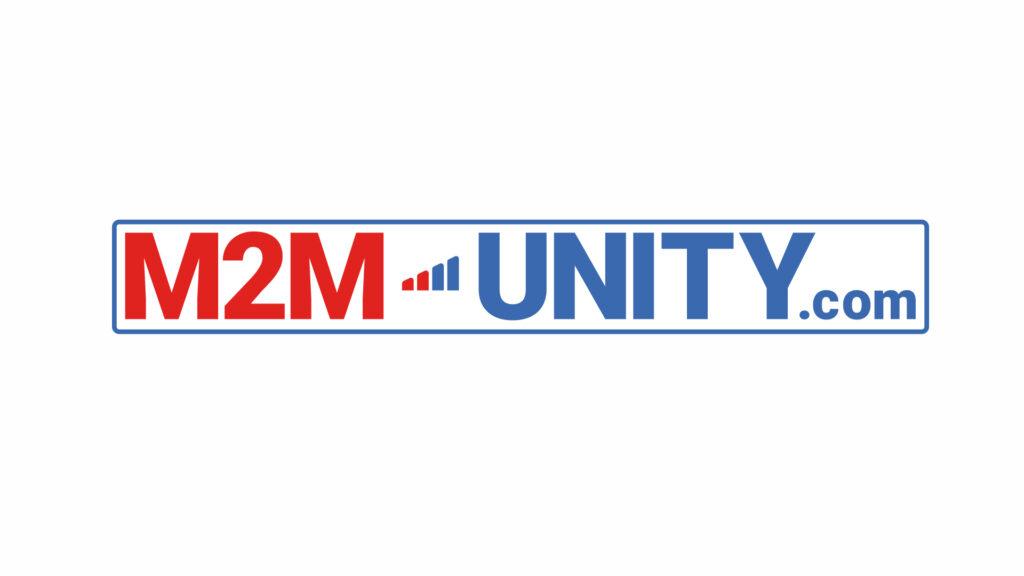 M2M Unity Logo