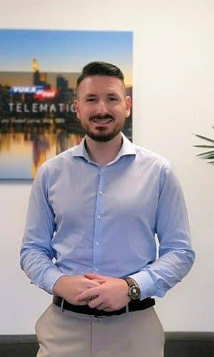 Deniz Yilmaz - Yukatel Telematic & IoT Brandmanager